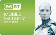ESET - Mobile security OBAL POŠKOZEN