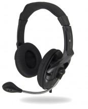 Esperanza EH101 MANUET Stereo sluchátka s mikrofonem