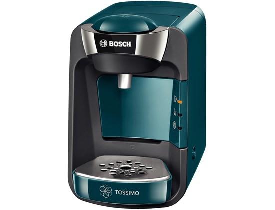 Espresso na kapsle Kapslový kávovar Bosch Tassimo Suny TAS3205