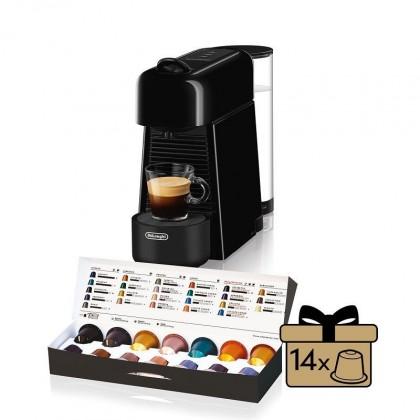Espresso na kapsle Kapslový kávovar De Longhi EN200.B