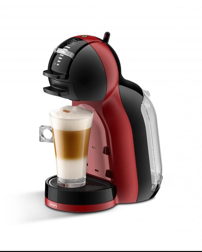 Espresso na kapsle Kapslový kávovar Krups KP120H31 Nescafé Dolce Gusto Mini Me