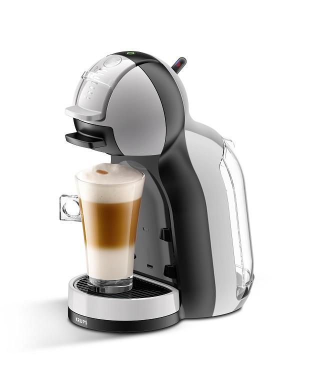Espresso na kapsle Kapslový kávovar Krups KP123B31 Nescafé Dolce Gusto Mini Me