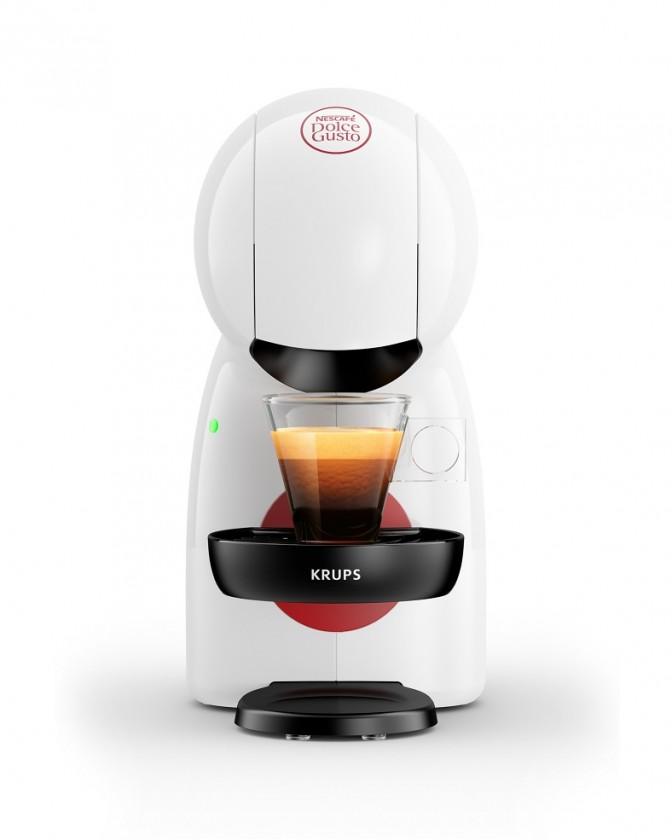Espresso na kapsle Kapslový kávovar Krups Nescafé Dolce Gusto Piccolo XS KP1A0131