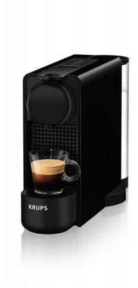 Espresso na kapsle Kapslový kávovar Nespresso Essenza Plus Krups XN510810 černý POUŽ