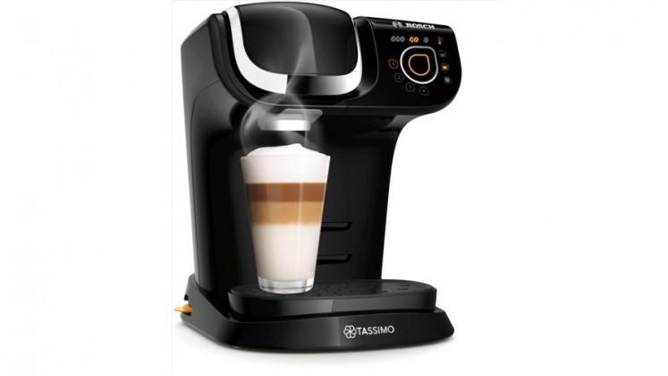 Espresso na kapsle Kapslový kávovar Tassimo My Way 2 TAS6502