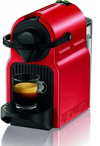 Espresso na kapsle Krups Inissia XN 100510