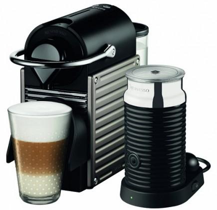 Espresso na kapsle Krups Pixie XN 301 T10
