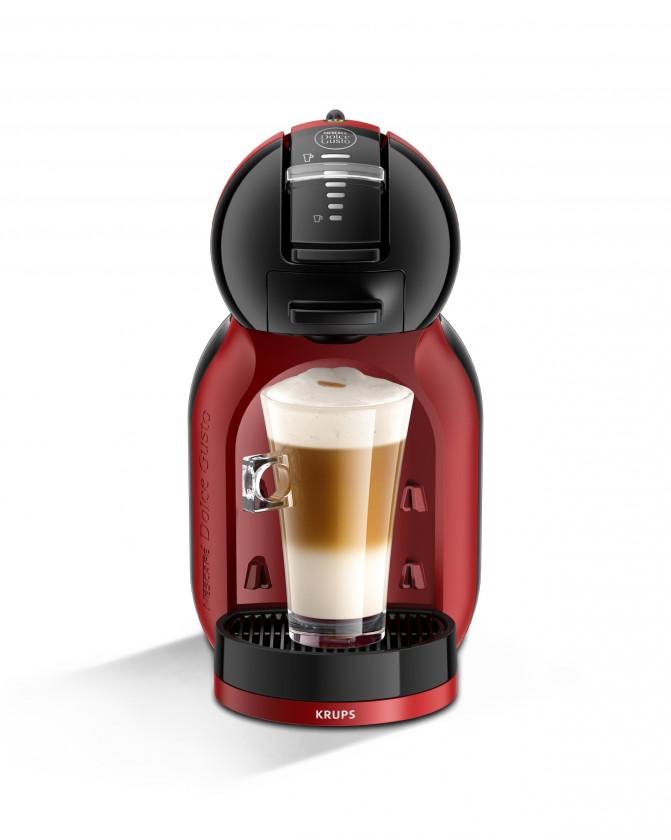 Espresso na kapsle NESCAFÉ Dolce Gusto Mini Me Automatický kávovar Krups