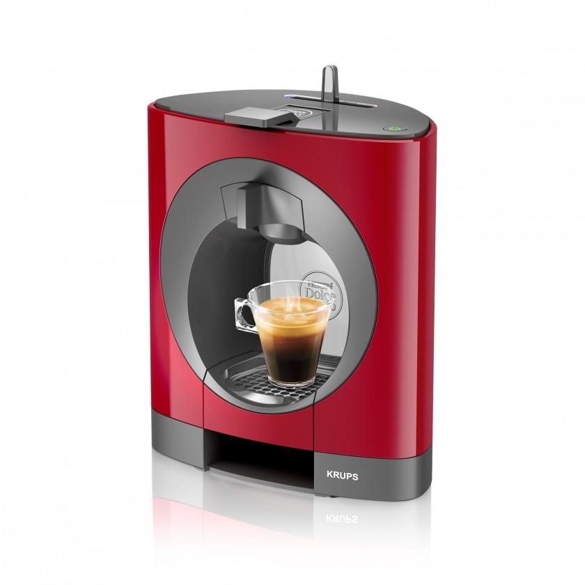 Espresso na kapsle NESCAFÉ Dolce Gusto Oblo Manuální kávovar Krups