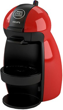 Espresso na kapsle NESCAFÉ Dolce Gusto Piccolo Manuální kávovar Krups