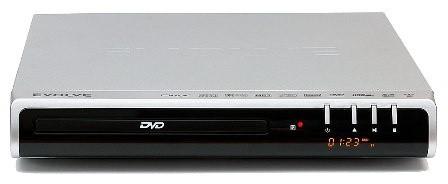 EVOLVE DVD / DivX / XviD mini přehrávač DX505 (5.1,USB,čtečka,CZ