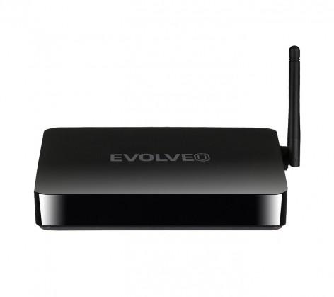 EVOLVEO Android Box H8, Octa Core 4K multimediální centrum