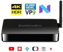 EVOLVEO MultiMedia Box M4 POUŽITÉ, NEOPOTŘEBENÉ ZBOŽÍ
