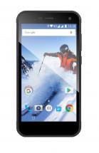 Evolveo StrongPhone G4, černá + SIM karta s 300,- Kč