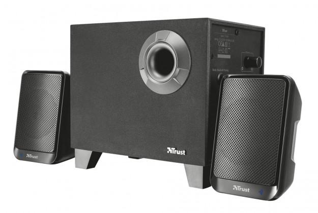 Evon Wireless 2.1 Speaker Set with Bluetooth