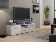Evora mini - TV stolek (korpus - bílá)