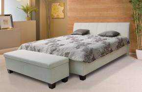 Exima 2 - postel 200x160, úložný prostor, výklopný rošt