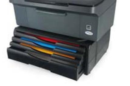 Exponent podstavec pod tiskárnu/monitor včetně 4x šuplíků (44003)
