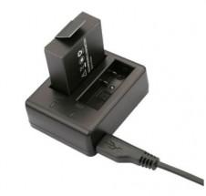 Ext. duální nabíječka pro baterie NICEBOY