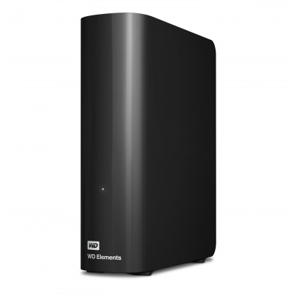 "Ext. HDD 3,5"" WD Elements Desktop 4TB USB"