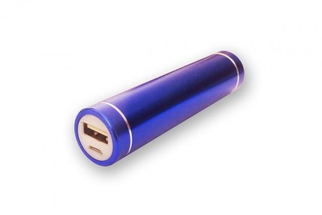 Externí baterie LTLM 2600mAh modrá