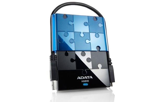 "Externí disk A-data Hv610 750gb, 2,5"", Usb3-0, Ahv610-750gu3"