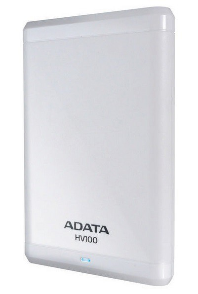 "Externí disk ADATA Externí HDD 2TB 2,5"" USB 3.0 DashDrive HV100, G-sensor, bíl"