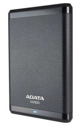 "Externí disk ADATA Externí HDD 2TB 2,5"" USB 3.0 DashDrive HV100, G-sensor, čer"