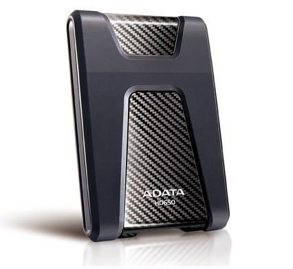 Externí disk ADATA HD650 - 1TB, černá AHD650-1TU3-CBK