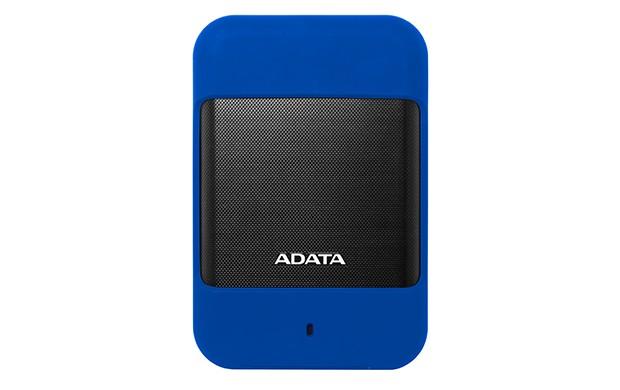"""Externí disk ADATA HD700 1TB/Externí/USB 3.0/2,5""""/Blue (AHD700-1TU3-CBL)"""