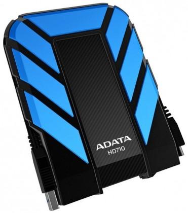 Externí disk ADATA HD710 - 1TB, modrá AHD710-1TU3-CBL