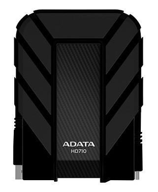 Externí disk ADATA HD710 - 500GB, černý AHD710-500GU3-CBK