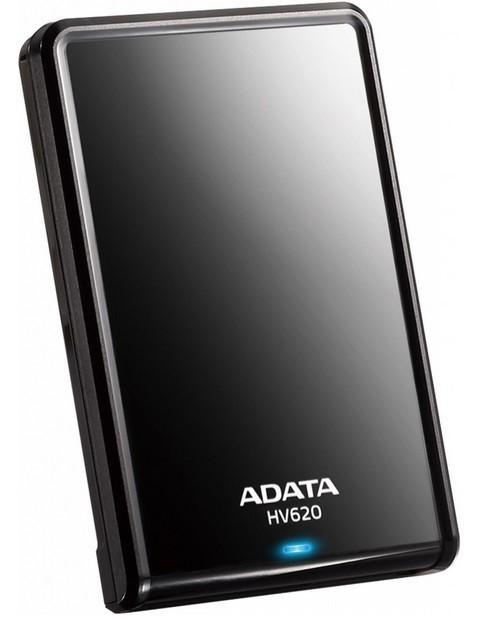 Externí disk ADATA HV620 - 1TB, černá AHV620-1TU3-CBK