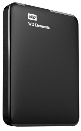 "Externí disk HDD 2.5"" WD Elements Portable 1TB USB ROZBALENO"