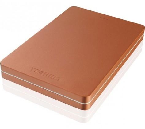 "Externí disk Toshiba CANVIO ALU 3S 2TB, 2,5"", USB 3.0, HDTH320ER3CA"