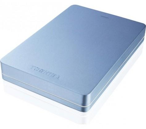 "Externí disk Toshiba CANVIO ALU 3S 500GB, 2,5"", USB 3.0 HDTH305EL3AA"