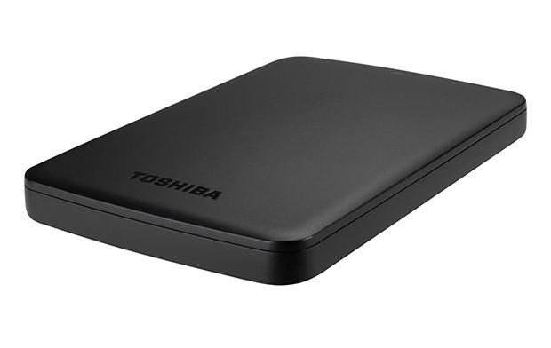 """Externí disk Toshiba CANVIO BASICS 1TB, 2,5"""", USB 3.0, HDTB310EK3AA ROZBALENO"""