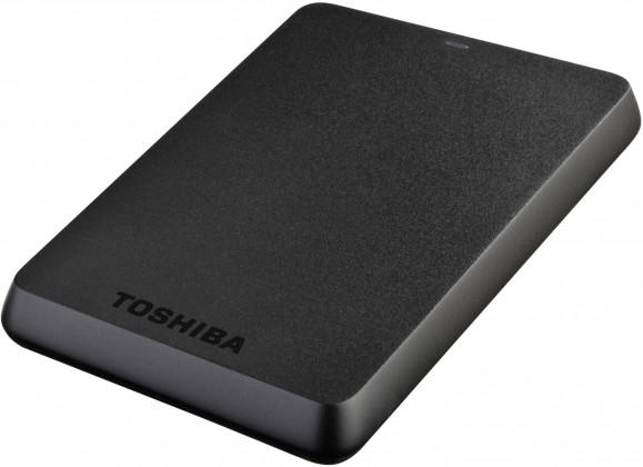 """Externí disk Toshiba HDD externí STOR.E BASIC S 2.5"""" 2TB, USB 3.0, černá"""