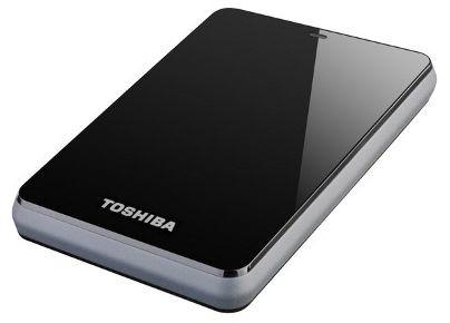 """Externí disk Toshiba HDD externí STOR.E CANVIO 2.5"""" 2TB, USB 3.0, černý"""