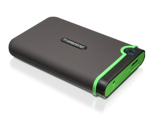 """Externí disk TRANSCEND externí HDD 2,5"""" USB 3.0 StoreJet 25M3, 500GB, Black (S"""