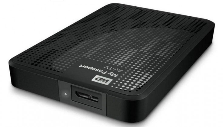 "Externí disk WD My Passport AV-TV 1TB Ext. 2.5"" USB3.0, Black"