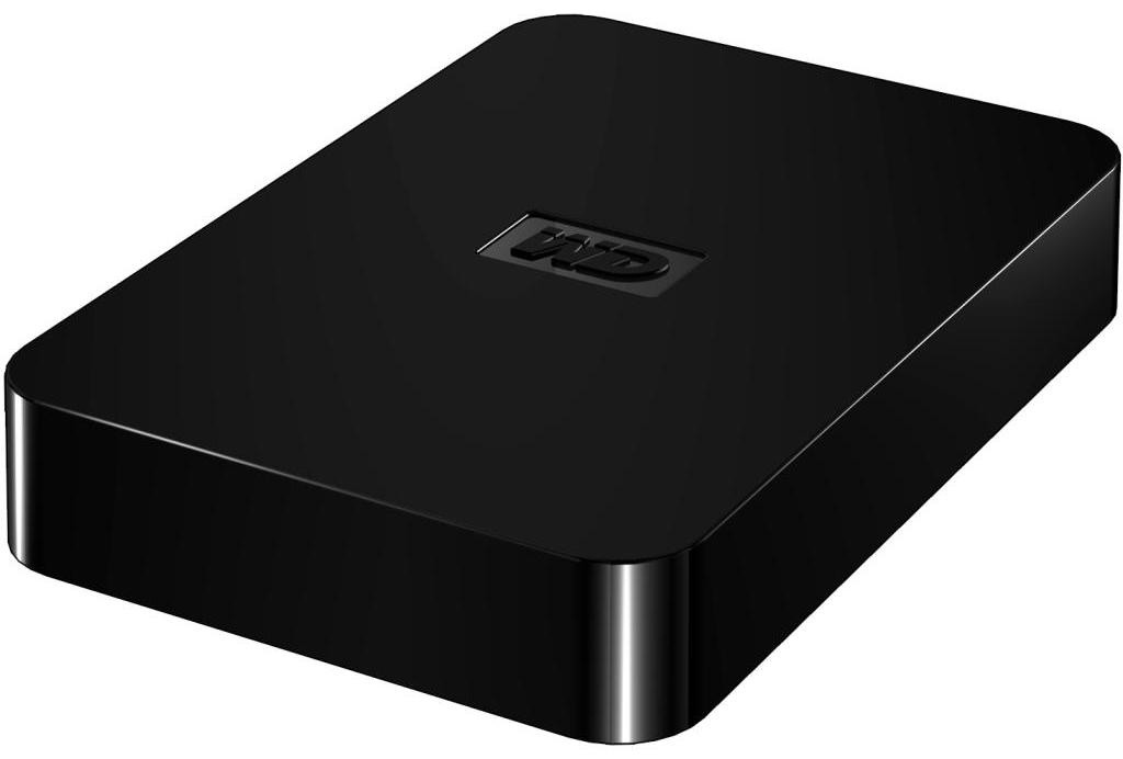 "Externí disk Western digital 2,5"" Elements Portable SE ROZBALENO"