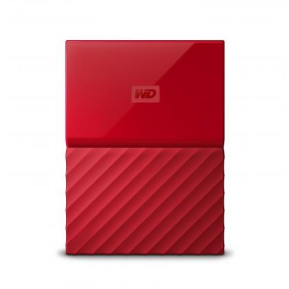 "Externí disk Western Digital My Passport 1TB, 2,5"", USB3.0, WDBYNN0010"