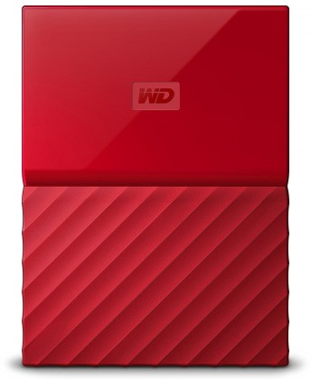 "Externí disk Western Digital My Passport 1TB, 2,5"", USB3.0, WDBYNN0010"