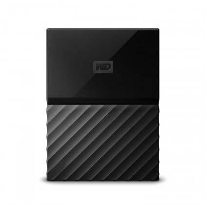 "Externí disk Western Digital My Passport 1TB, 3,5"", USB3.0, WDBYNN0010BBK-WESN"