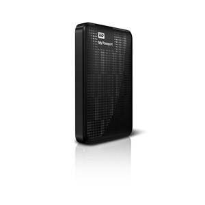 Externí disk Western Digital My Passport G2 1TB černý (WDBBEP0010BBK-EESN)