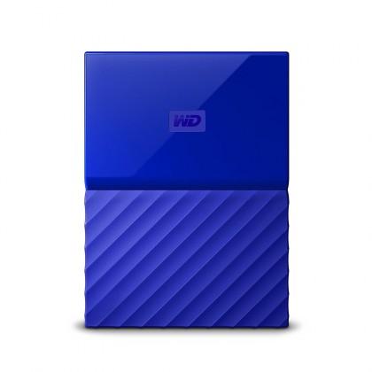 Externí disk Western Digital My Passport G2 1TB, WDBBEP0010BBL-EESN