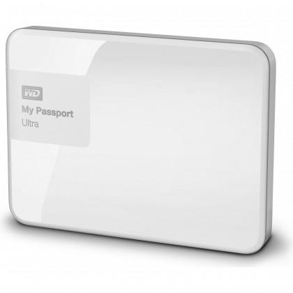 Externí disk Western Digital My Passport Ultra 2TB (WDBBKD0020BWT-EESN) bílý
