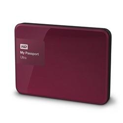 Externí disk Western Digital My Passport Ultra 3TB (WDBBKD0030BBY-EESN)