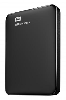 Externí HDD disky Ext. HDD 2.5 WD Elements Portable 4TB USB